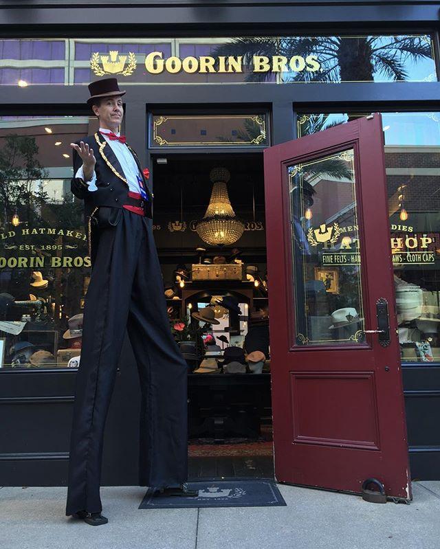 cee8d8c3f Goorin Retail Store-Las Vegas The LINQ – Goorin Bros